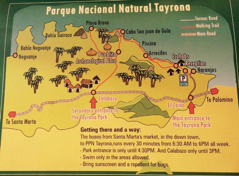 parque-tayrona-map