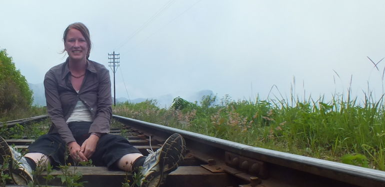 Auf eigene Faust: Railway Trekking in Sri Lanka!