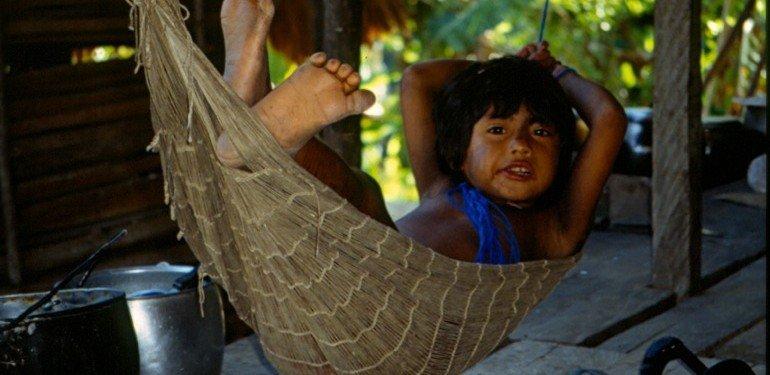 Eine Kindheit im Amazonas: Interview mit Catharina Rust