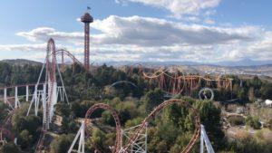 Der Six Flags Magic Mountain_Los_Angeles
