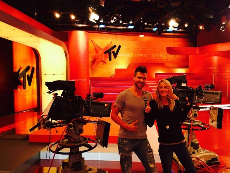 STERN TV Studio