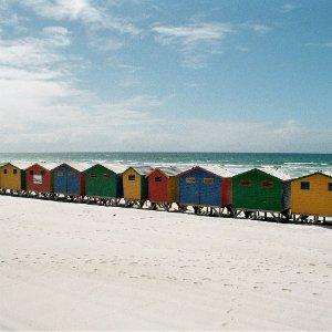 Strandhäuser Südafrika