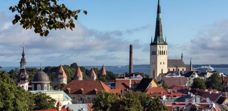 Tallinn: Zwischen Skandinavien und dem Baltikum