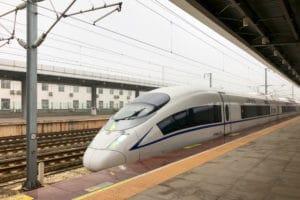 Hochgeschwindigkeitszüg_China