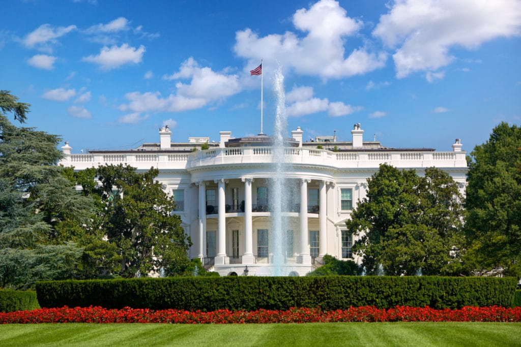 Weißes Haus_Washington DC