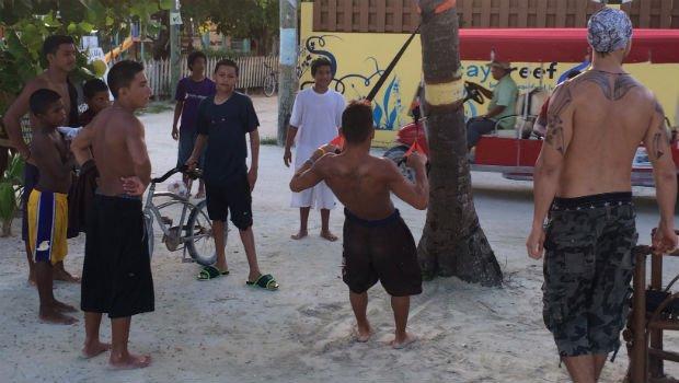 Sport auf Reisen oder wie Du auf der ganzen Insel Freunde gewinnst!