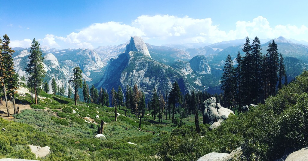 Die Geografie_Yosemite-Nationalparks