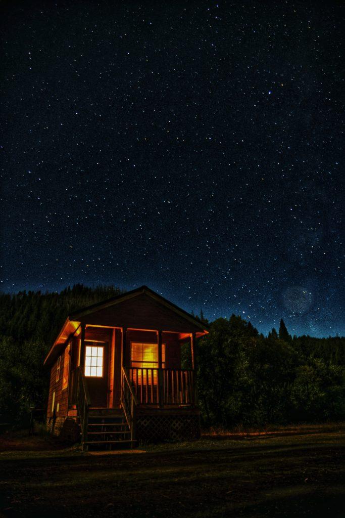 Übernachtung im Yosemite-Nationalpark